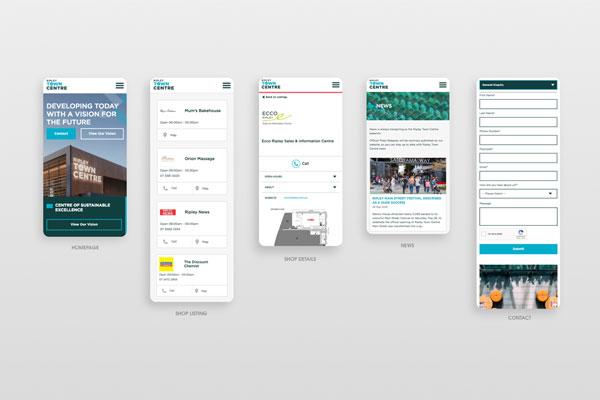 Responsive Web Design Development Mobile First Klyp