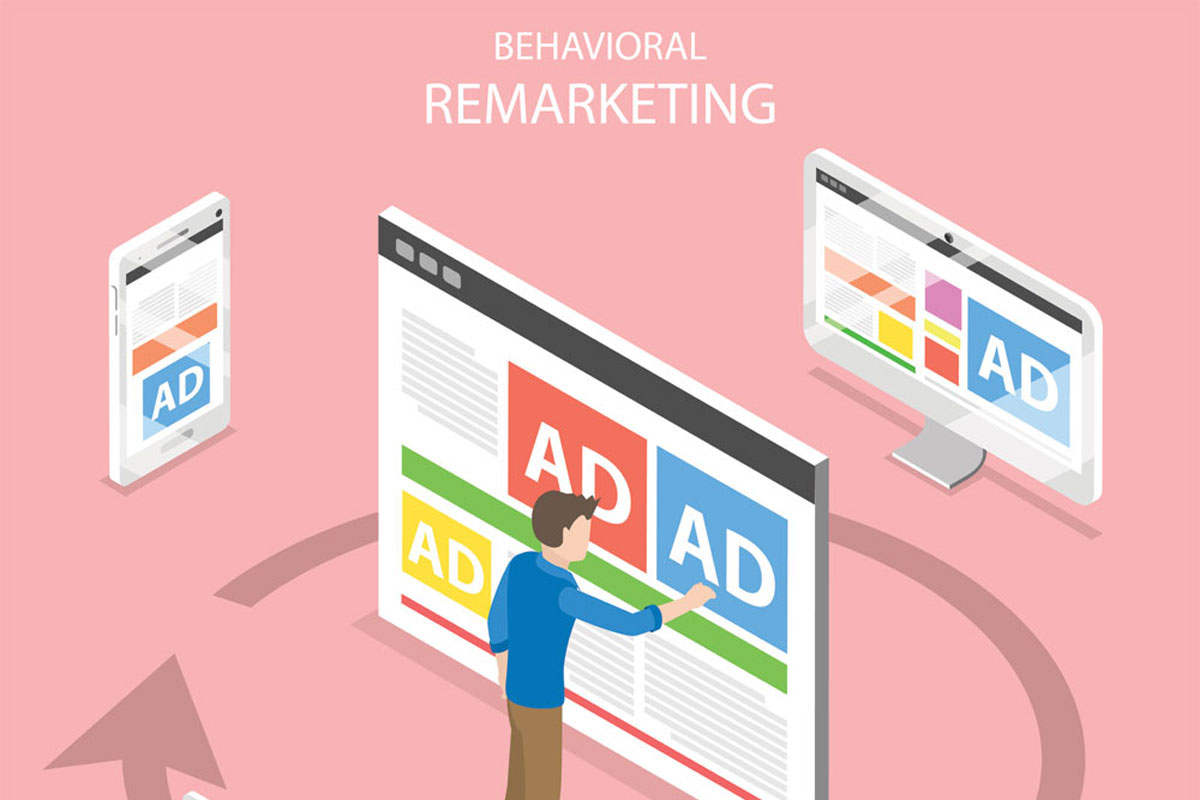SEM - behavioural remarketing